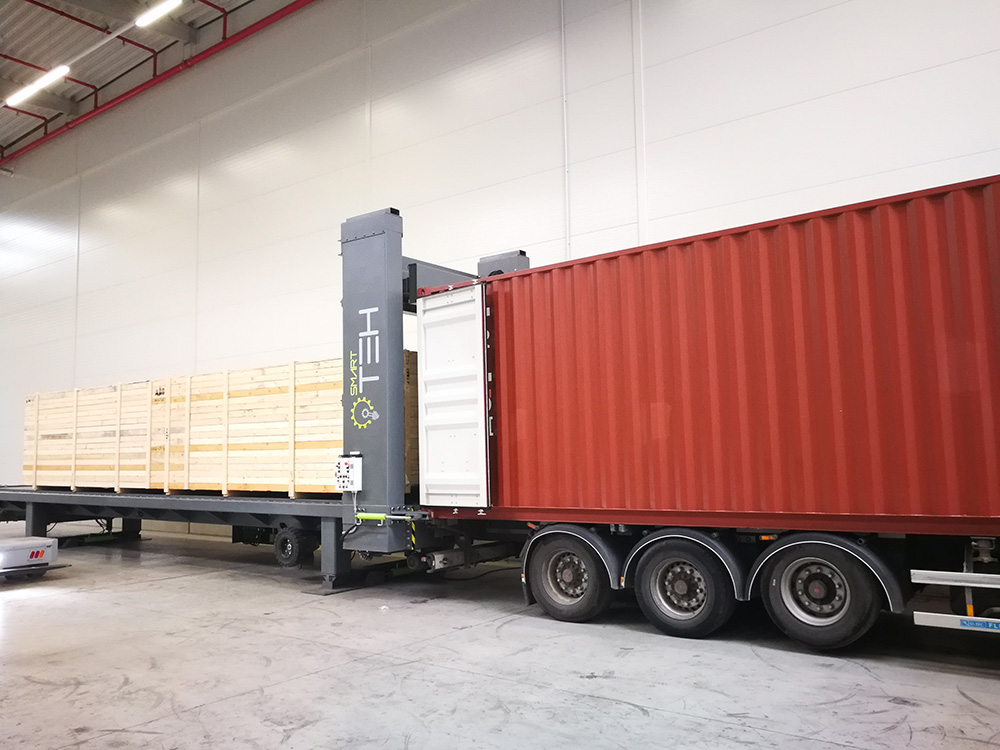 Automated Truck Loading - What are the benefits?