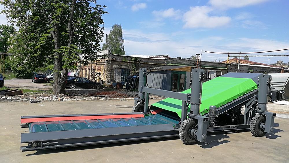Хоппер конвейера авито фв транспортер